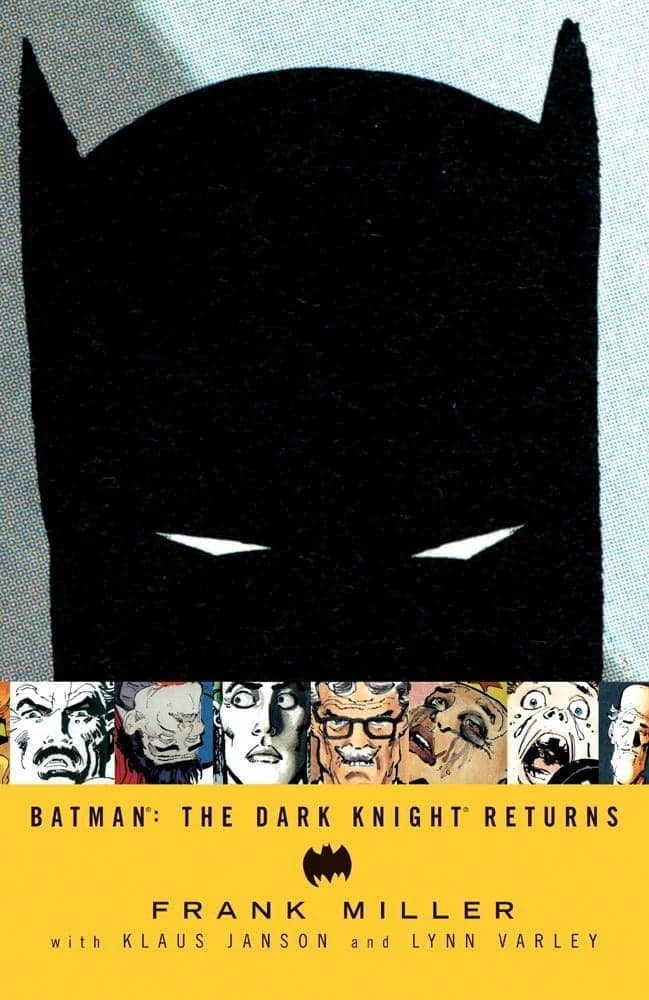 the dark knight returns cover