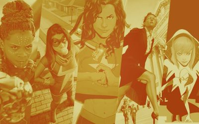 5 Female Marvel Superheroes Who Need Their Own Movie Soon