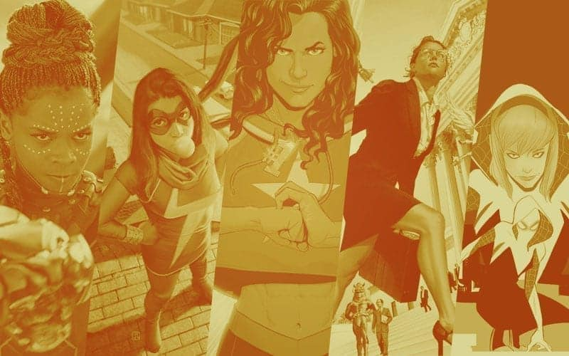 5 Female Superheroes Who Need Their Own Show/Movie in Marvel's Phase 4 of The MCU!