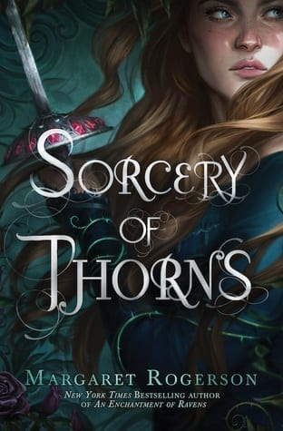 sorcery of thorns book