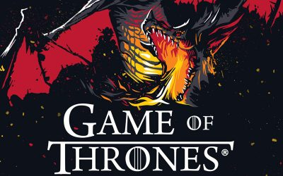 A Song of Blades & Fire: Game of Thrones Weapons Infographic