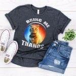 bring me thanos t-shirt