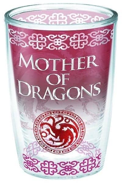mother of dragons glass