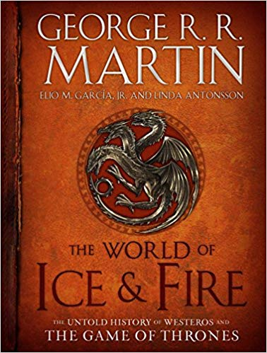 the world of ice and fire book