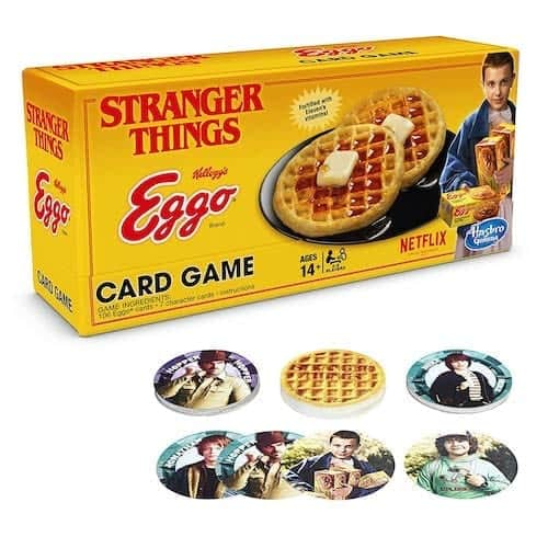 Eggo Card Game