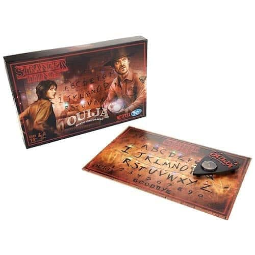 Stranger Things Ouija Game