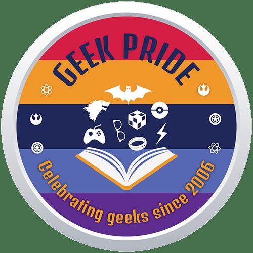 Geek Pride Day Flag