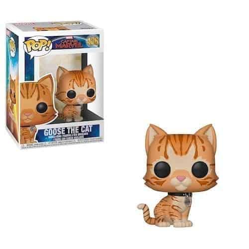 goose the cat funko pop