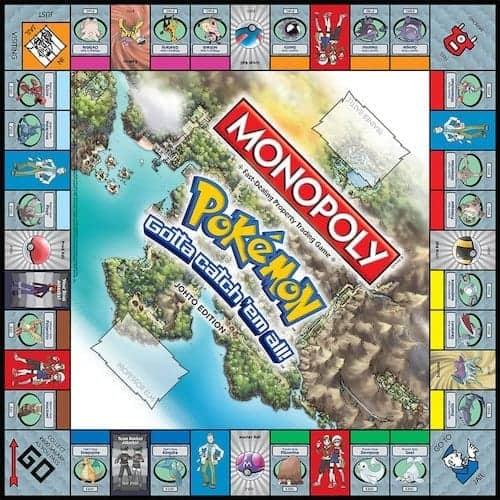 pokemon themed monopoly