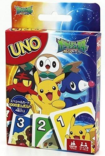 pokemon uno game