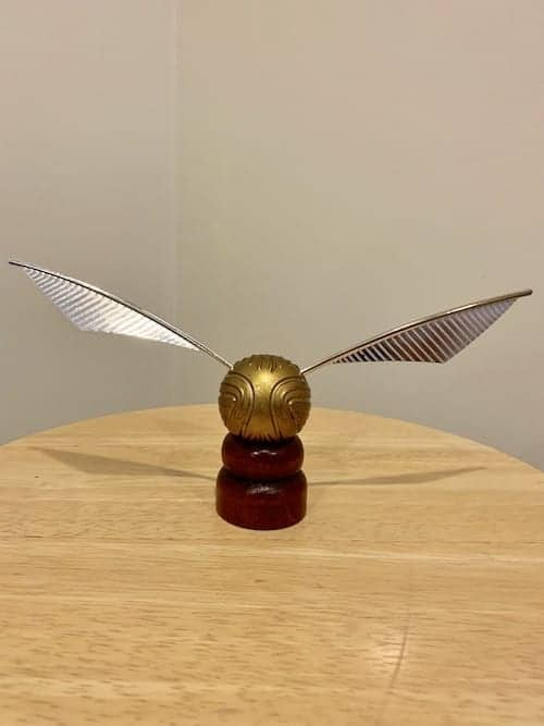 golden snitch stand