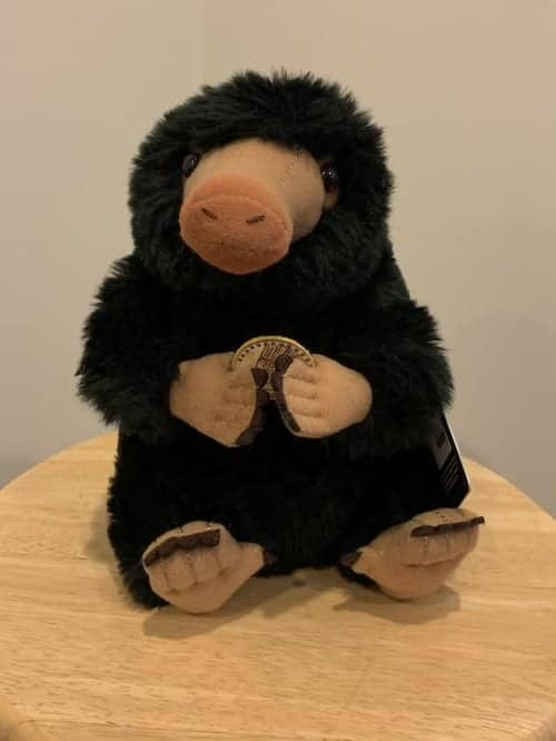 niffler plush toy