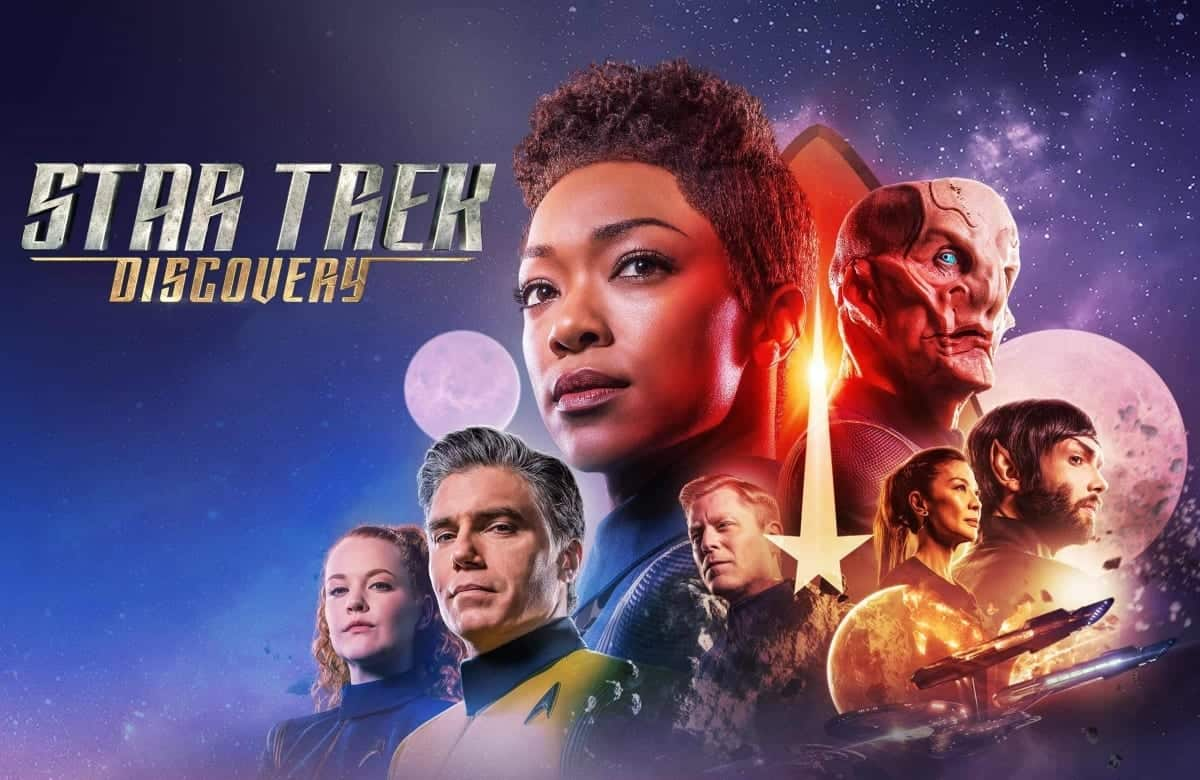 Star Trek Discovery Seasons 1 and 2 Review | Geek For The Win