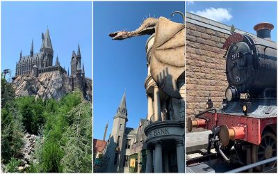 Universal Studios Tour: The Wizarding World of Harry Potter Experience