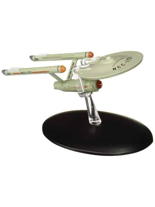 star trek official starships collection enterprise tos