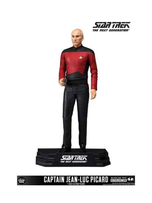 jean luc picard collectible action figure