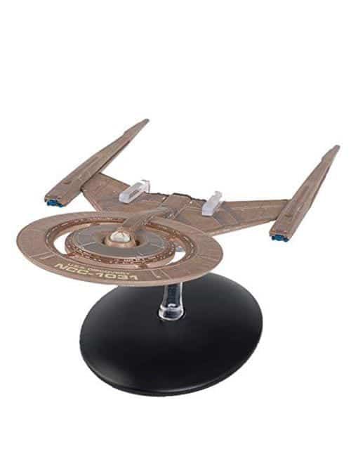 star trek official starships collection uss discovery