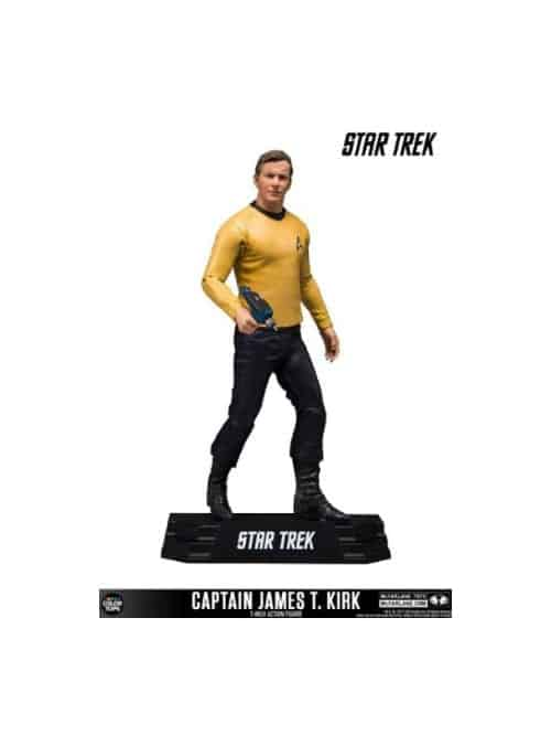 kirk collectible action figure