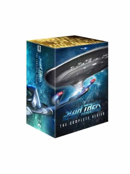 star trek the next generation complete series blu ray
