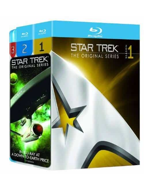Star trek original series blu ray box set
