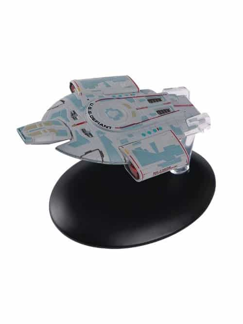 star trek official starships collection uss defiant