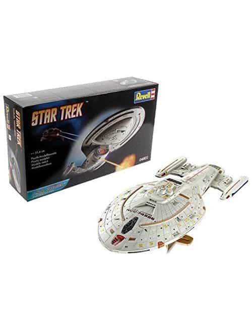 star trek voyager revell model kit
