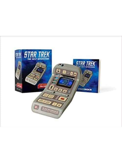 star trek miniature tricorder