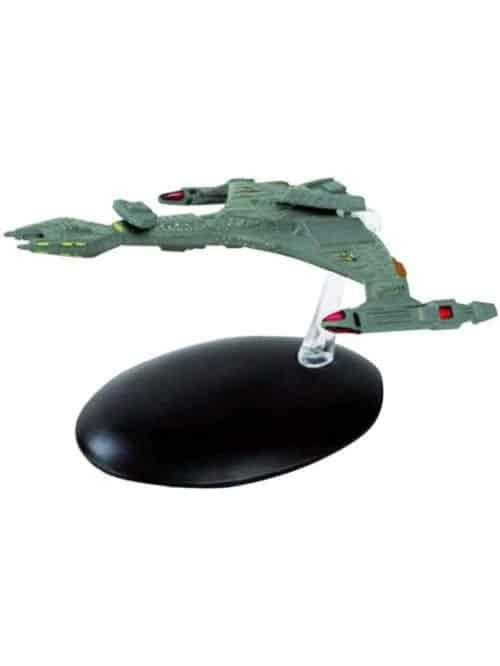 star trek official starships collection klingon vorcha class