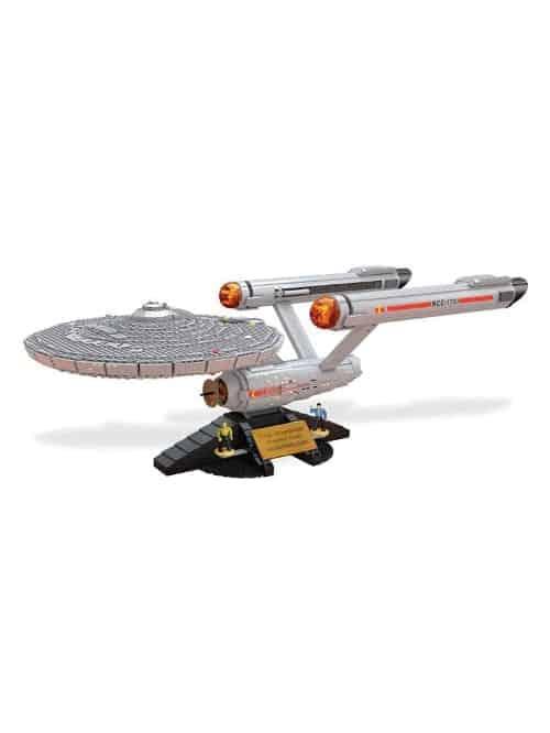 star trek enterprise mega blocks