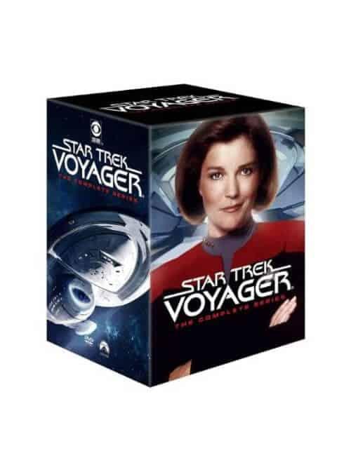 star trek voyager complete series dvd box set