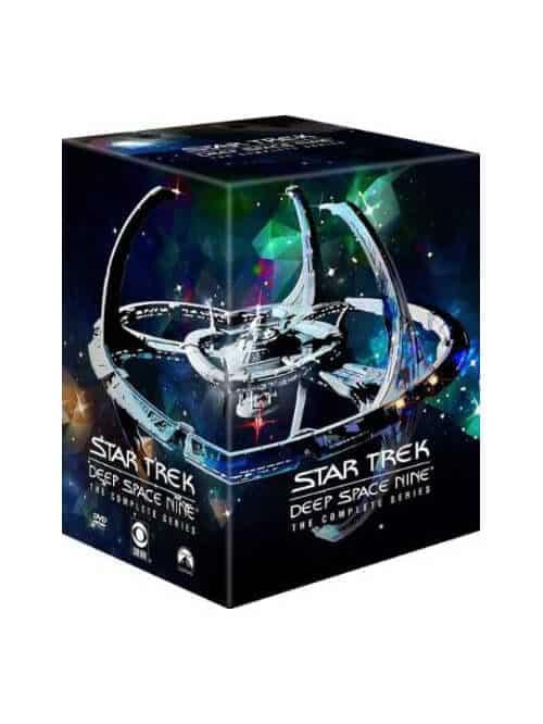 star trek deep space nine complete series dvd box set