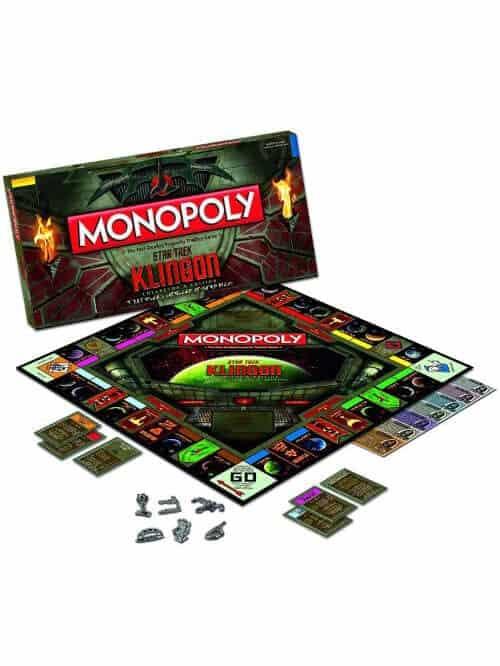 monopoly klingon