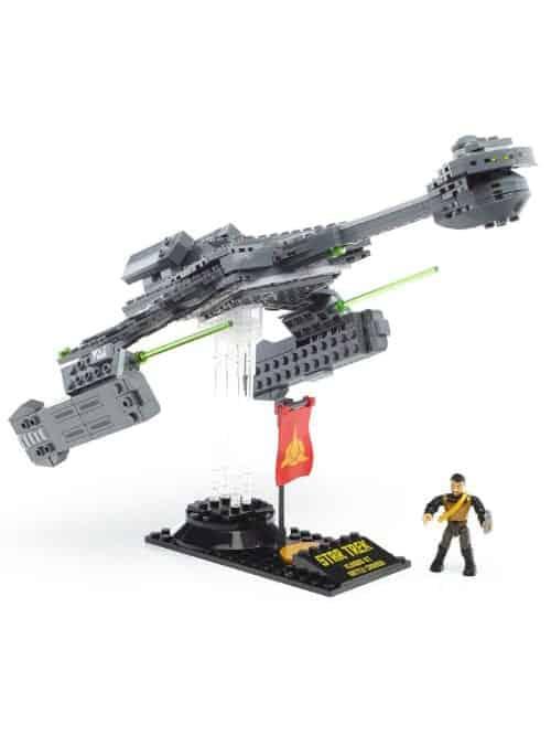 megablocks klingon d7 battle cruiser