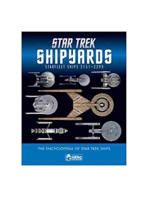 star trek shipyards encyclopedia
