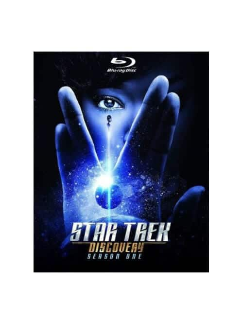 star trek discovery season 1 blu ray