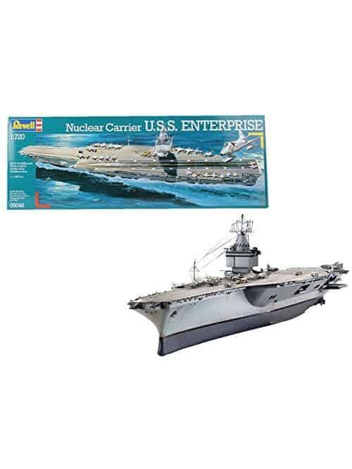 uss enterprise nuclear carrier