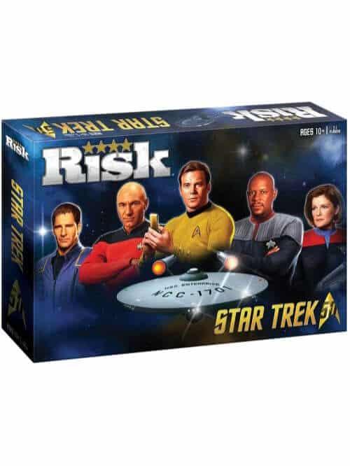 risk star trek game