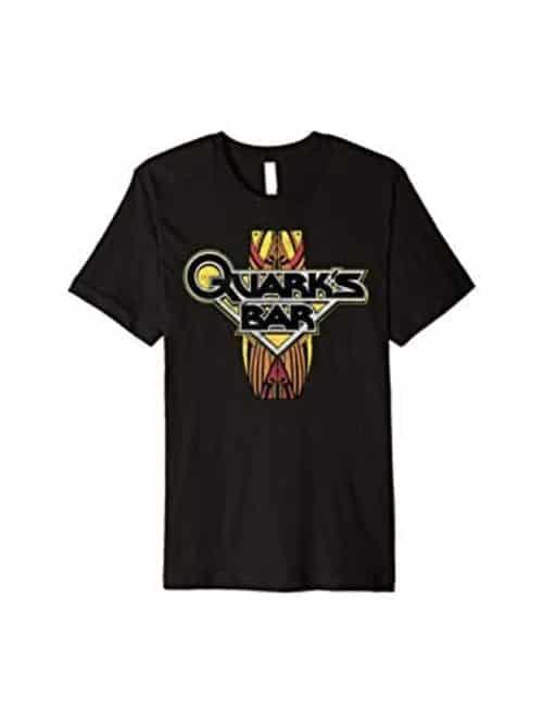 quarks bar tshirt