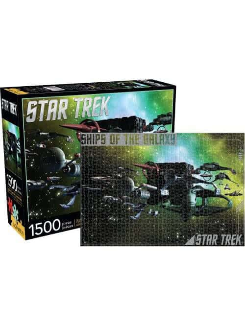 star trek enemy ships puzzle
