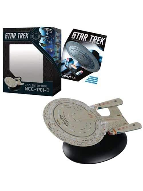 star trek official starships collections uss enterprise ncc-1701D
