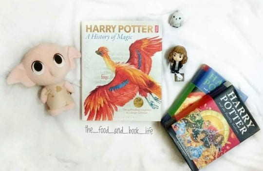 Harry Potter Collection - Ananya Madiyal 7