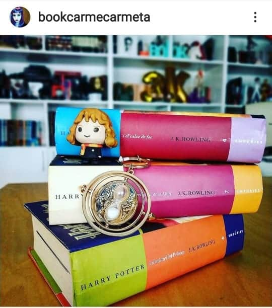 Harry Potter Collection - Bookcarmecarmeta 2
