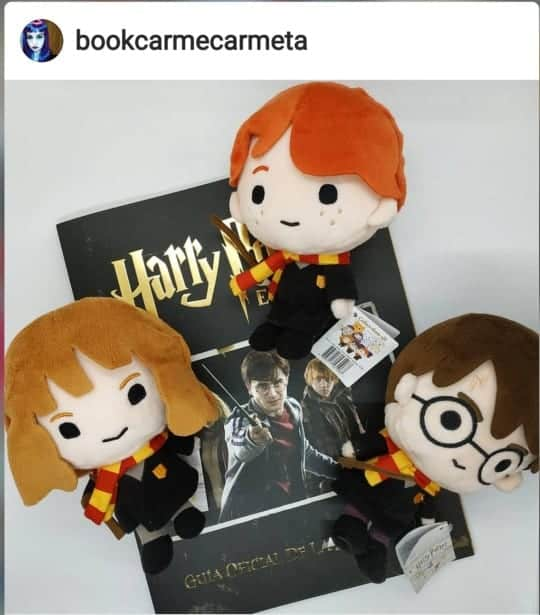 Harry Potter Collection - Bookcarmecarmeta 5