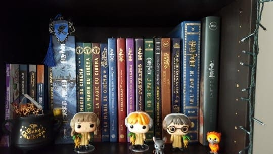 Harry Potter Collection - Gaëlle 1