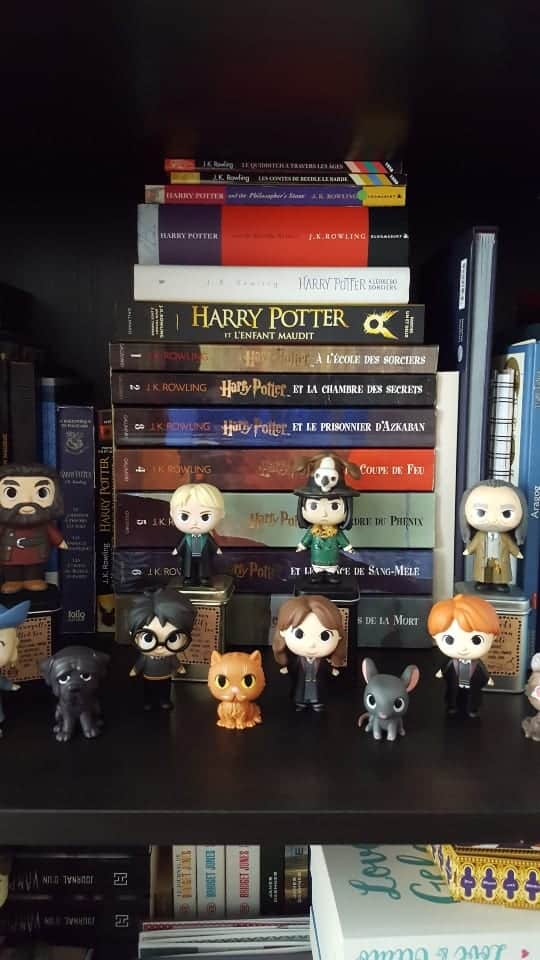 Harry Potter Collection - Gaëlle 3