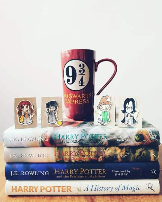 Harry Potter Collection - Lavinia 8