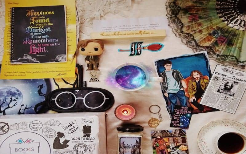 14 Potterheads Shared With Us Their Harry Potter Collection