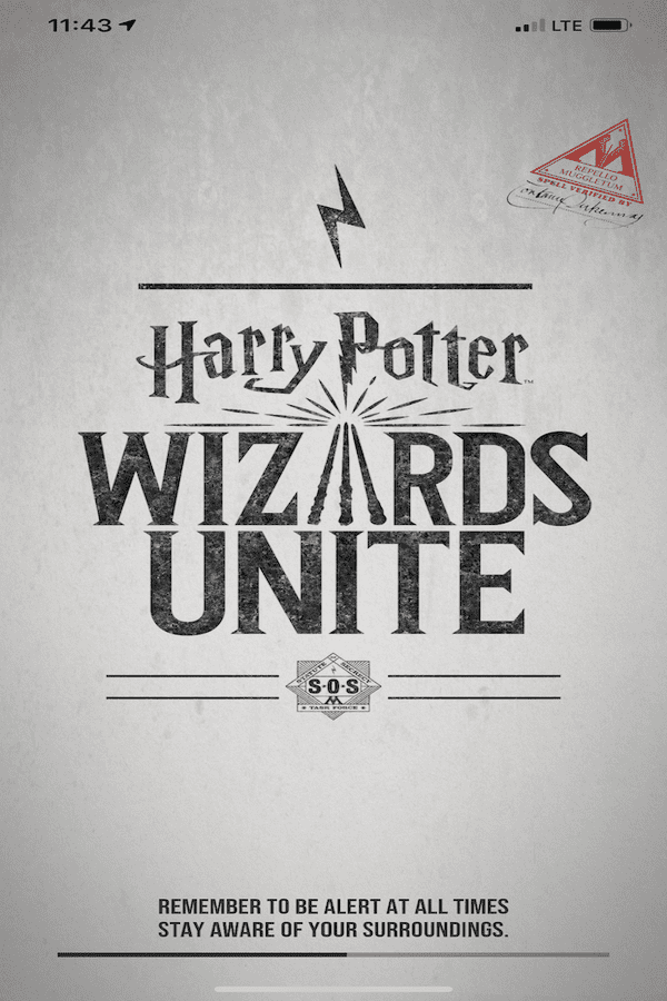 I Played Harry Potter Wizards Unite and Here's What You