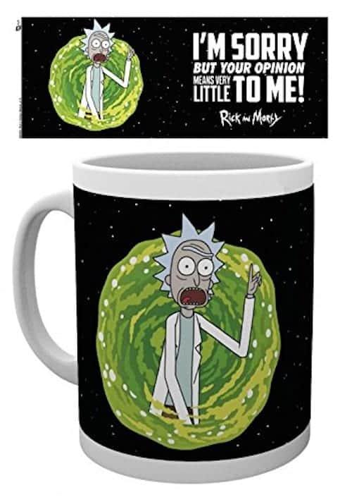 rick mug