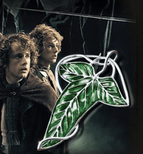 lotr the elven brooch